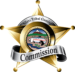 Siletz Tribal Gaming Commission logo