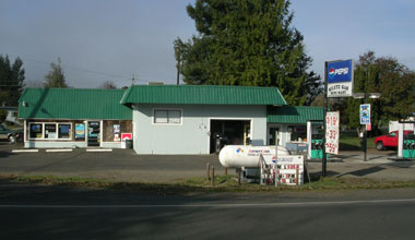 Siletz Gas and Mini Mart